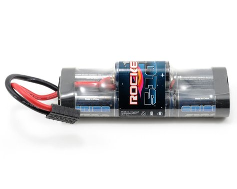 Team Orion Rocket Pack 7 Cell NiMH Hump Pack w/TRX Connector (8.4V/5100mAh)