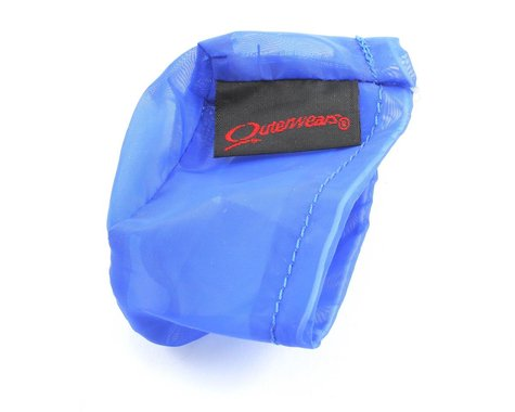 Outerwears Performance Pre-Filter Air Filter Cover (Associated RC8) (Blue)