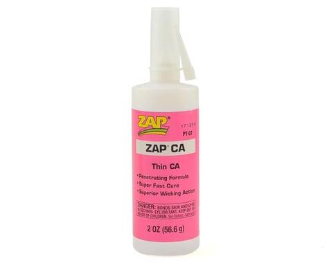 Pacer Technology Zap Thin CA Glue, 2 oz