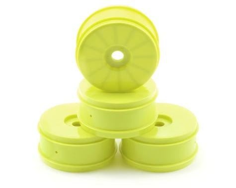 Pro-Line Velocity V2 1/8 Buggy Rims (4) (Yellow)