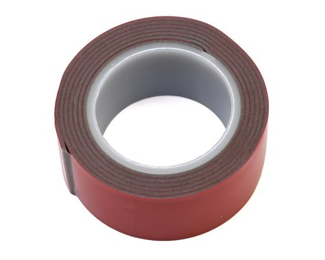 """ProTek RC Grey High Tack Double Sided Tape Roll (1x40"""")"""