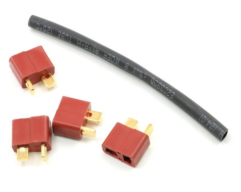 ProTek RC Female T-Style Ultra Plugs (4)
