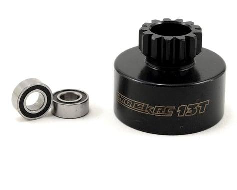 ProTek RC Hardened Clutch Bell w/Bearings (13T) (Mugen/OFNA Style)