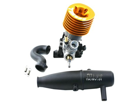 RB Products TM523 .23 Revo/Slayer Monster Truck Engine Conversion Kit
