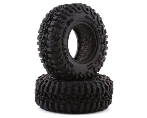 "RC4WD BFGoodrich T/A KM3 1.0"" Micro Crawler Tires (2)"