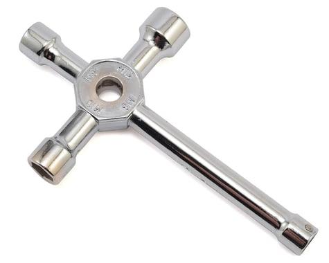 Racers Edge Metric Combo Socket Wrench