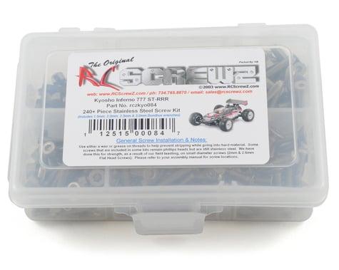 RC Screwz Kyosho Inferno ST-RR Stainless Steel Screw Kit