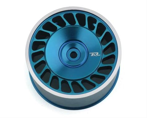 Revolution Design Sanwa M17/MT-44 Aluminum Steering Wheel (Light Blue)