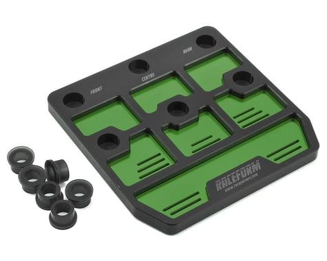 Raceform Lazer Differential Rebuild Pit (Green)