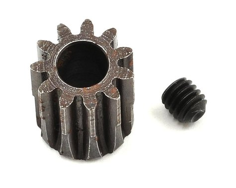 Robinson Racing Extra Hard Steel .8 Mod Pinion Gear w/5mm Bore (11T)