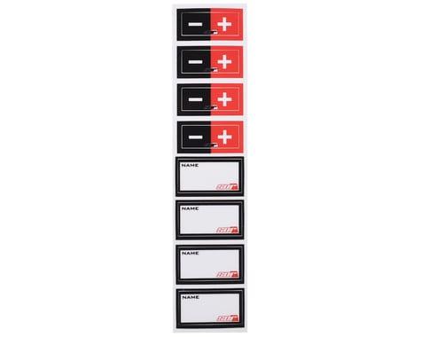 SOR Graphics Lipo Polarity & Name Decal Sheet