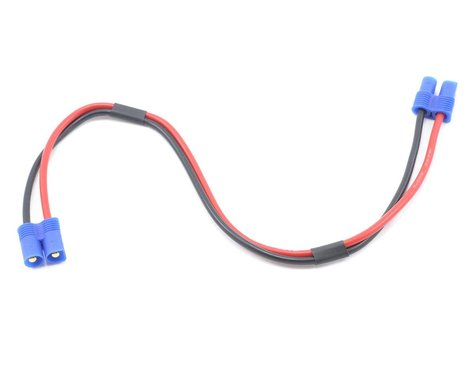 """Spektrum RC Extension Lead: EC3 with 12"""" Wire, 16 AWG"""