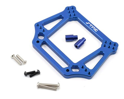 ST Racing Concepts 6mm Heavy Duty Front Shock Tower (Blue)