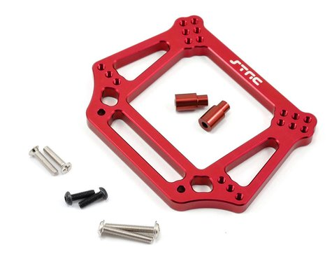 ST Racing Concepts 6mm Heavy Duty Front Shock Tower (Red)