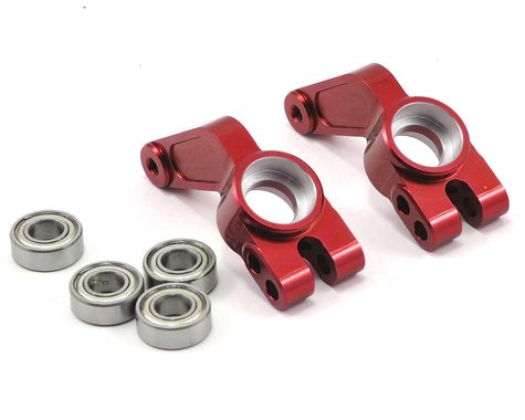 ST Racing Concepts Oversized Rear Hub Carrier w/Bearings (Red)