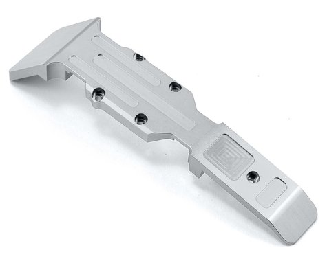 ST Racing Concepts Heavy Duty Front & Middle Skid Plate (Silver)