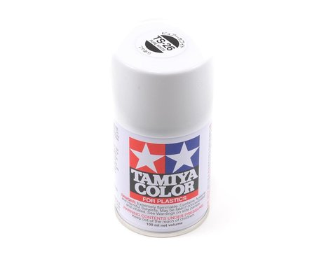 Tamiya TS-26 Pure White Lacquer Spray Paint (100ml)