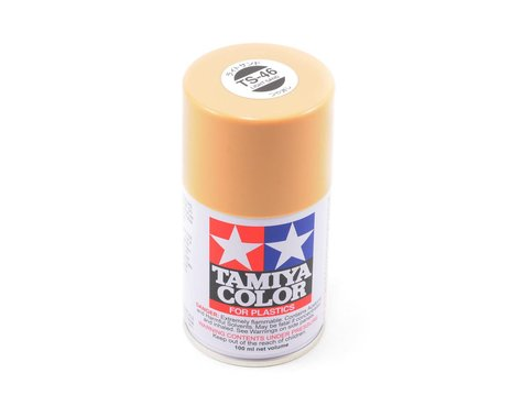 Tamiya TS-46 Light Sand Lacquer Spray Paint (100ml)