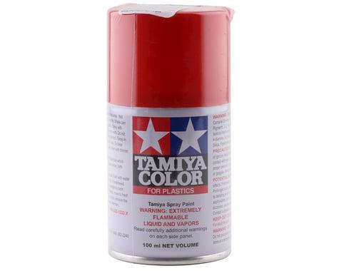 Tamiya TS-49 Bright Red Lacquer Spray Paint (100ml)