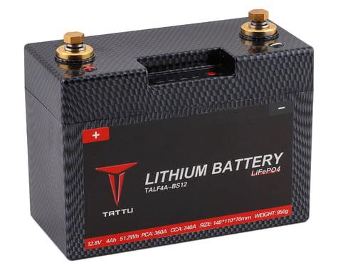 Tattu LiFePO4 4Ah Motorsport Starting Battery (12.8V/4000mAh)