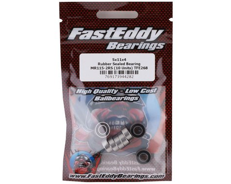 FastEddy 5x11x4mm Sealed Bearing Kit (10)