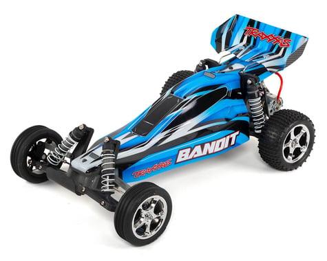 Traxxas Bandit XL-5 1/10 RTR Buggy (Blue)
