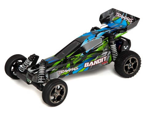 Traxxas Bandit VXL Brushless 1/10 RTR 2WD Buggy (Green)