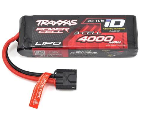 "Traxxas 3S ""Power Cell"" 25C LiPo Battery w/iD Traxxas Connector (11.1V/4000mAh)"