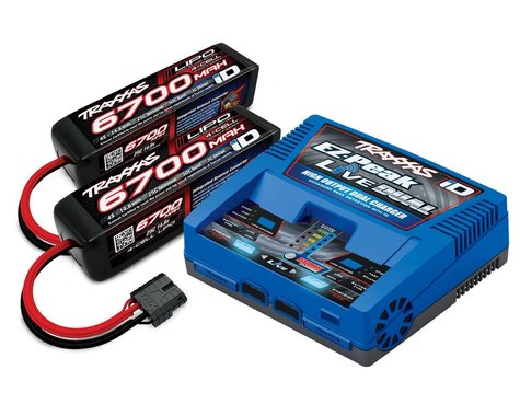 """Traxxas EZ-Peak Live 4S """"Completer Pack"""" Multi-Chemistry Battery Charger"""