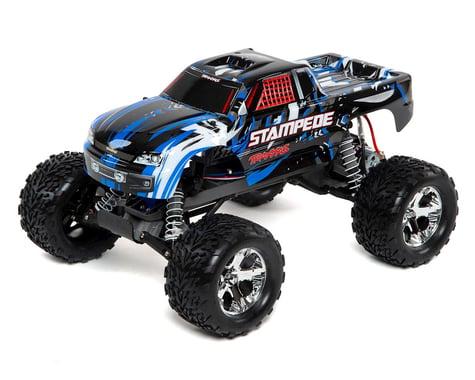 Traxxas Stampede 1/10 RTR Monster Truck (Blue)