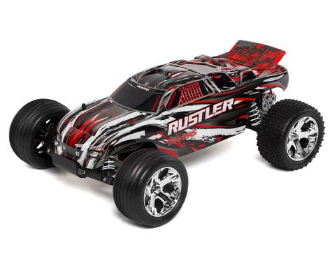 Traxxas Rustler 1/10 RTR Stadium Truck (Red)