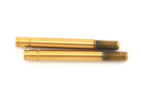 Traxxas 29mm Front Shock Shafts (Titanium Nitride)