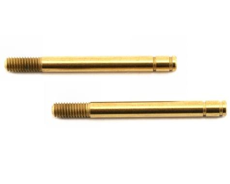 Traxxas 32mm Rear Shock Shafts (Titanium Nitride) (2)