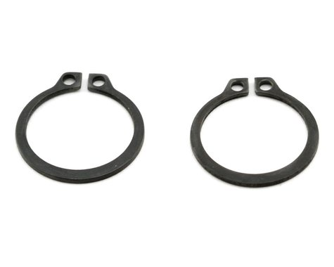 Traxxas Snap Rings (2)