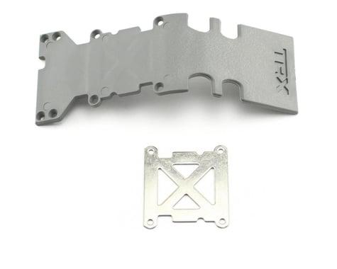 Traxxas Rear Skidplate (Grey) (TMX 3.3)