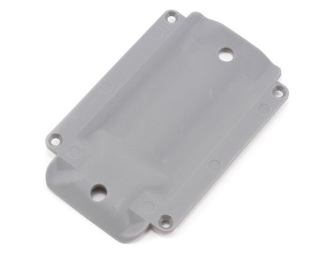 Traxxas Skidplate, Grey:4908 T-Maxx 3.3