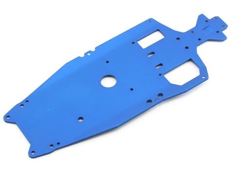Traxxas 3mm 6061 T-6 Aluminum Chassis (Blue) (Jato)