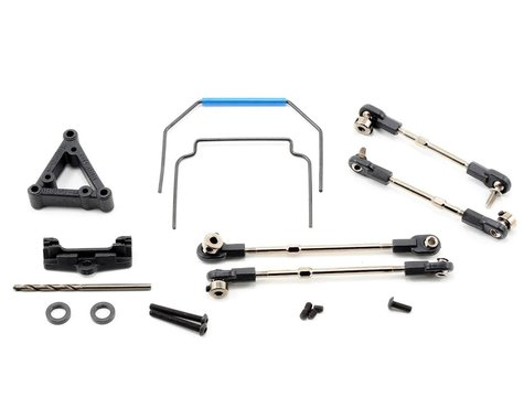 Traxxas Front and Rear Sway Bar Set