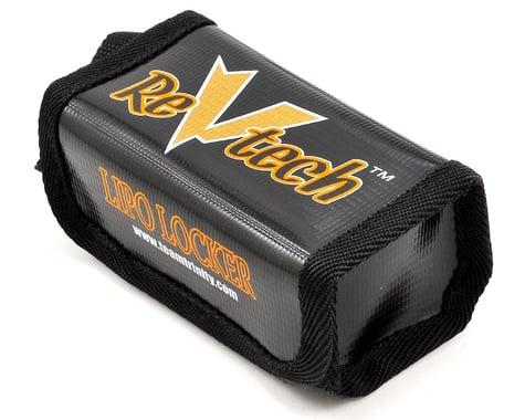 "Trinity Revtech ""Li-Po Locker"" 1 Cell LiPo Charging Bag (Black)"