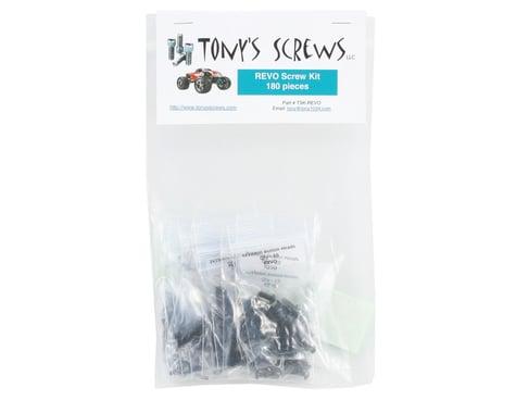 Tonys Screws Traxxas Revo Screw Kit