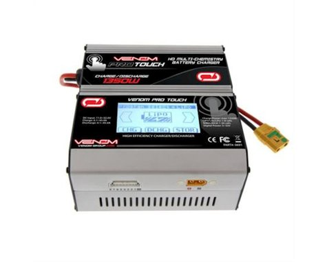 Venom Power Pro Touch HD Multi-Chemistry Battery Charger