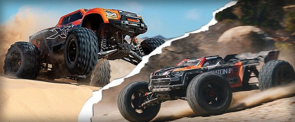 Traxxas vs Arrma - What is the best RC Brand