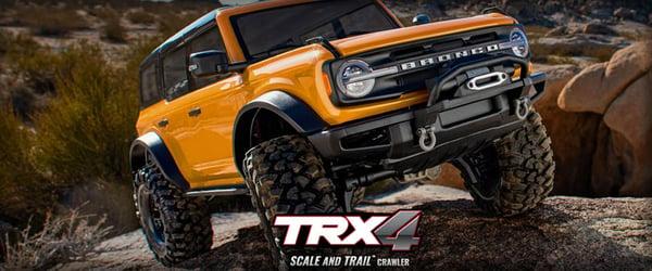 Review - Traxxas TRX4 2021 Bronco RC Trail