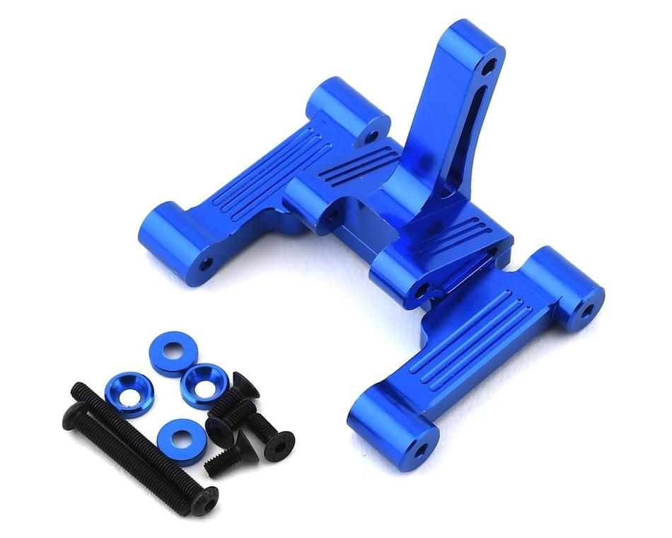 DragRace Concepts DR10 Slider Wheelie Bar Mount (Blue) DRC-400-0002