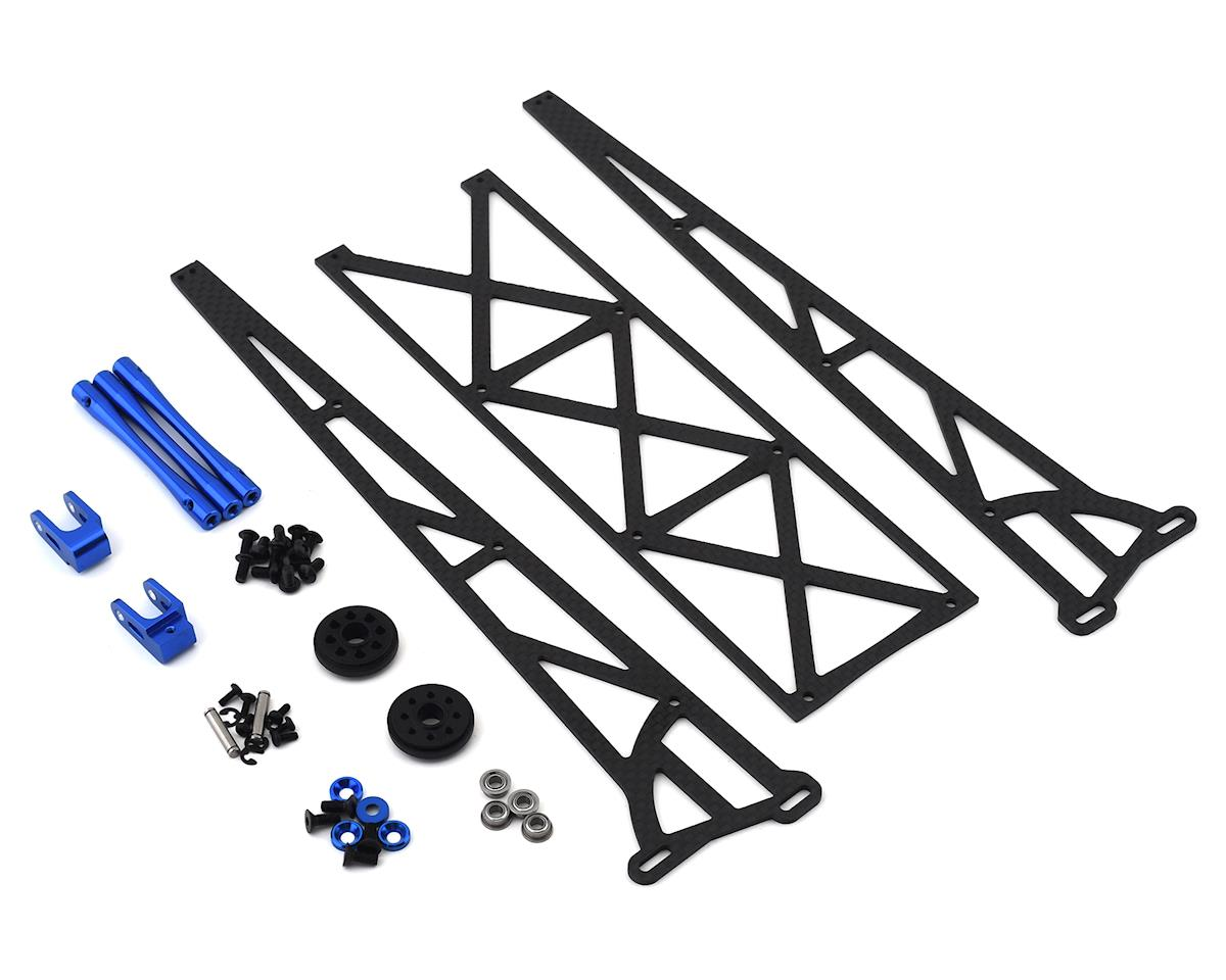 DragRace Concepts 10 Inch Slider Wheelie Bar DRC-390-0002