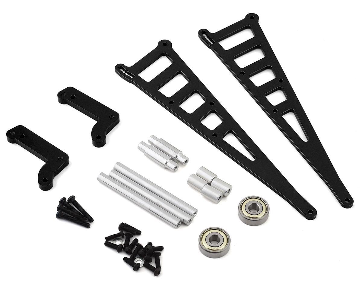 ST Racing Concepts DR10 Aluminum Wheelie Bar Kit SPTSTC71071BK